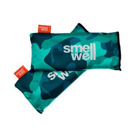 SmellWell Active XL Inserts Neutralisateurs D'Odeurs Pour Chaussures Et Équipement, bleu/turquoise